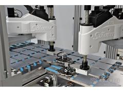 光伏产业的福音:TS60 SCARA 机器人制造单元