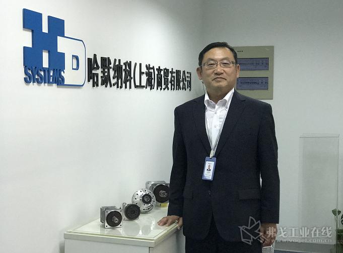 哈默纳科(上海)商贸有限公司董事长兼总经理 几田 哲雄
