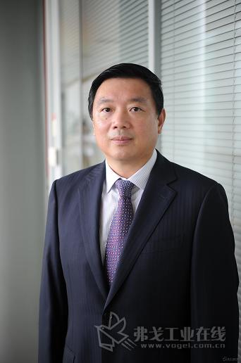 汉高粘合剂事业部大中华区市场总监任都先生