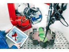采用直觉式编程的便捷焊接机器人