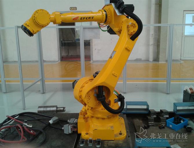 埃夫特机器人ER3-C60