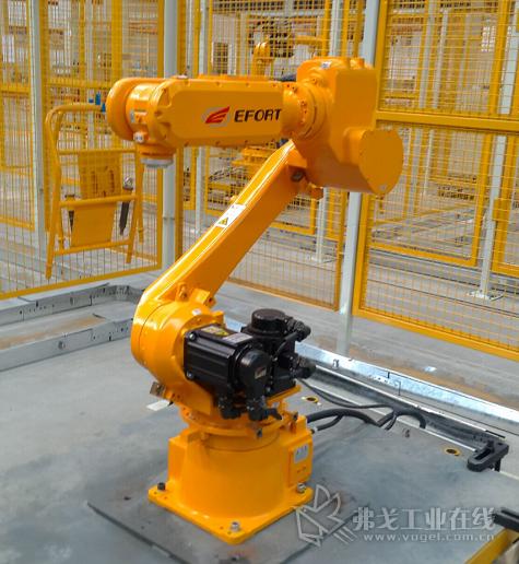 埃夫特机器人ER20-C10