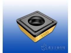 伊斯卡推出新合金牌号IC5500,用于钢件的钻削加工(LOGIQ系列)