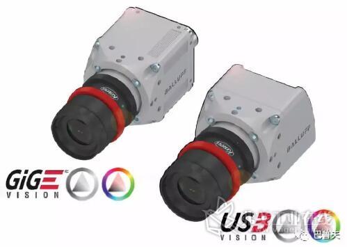 巴鲁夫工业相机