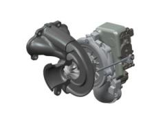 剖析通用汽车双蜗壳涡轮增压器四缸发动机
