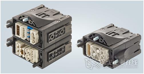 为能源链条打造便利接口模块:Han® ES Press HMC。