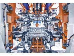 森克虏伯携手戴姆勒 打造高度自动化车身生产线