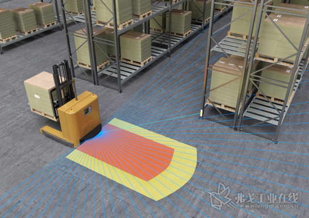 CeMAT ASIA 2018:劳易测电子贸易(深圳)有限公司:新一代RSL400 激光扫描仪