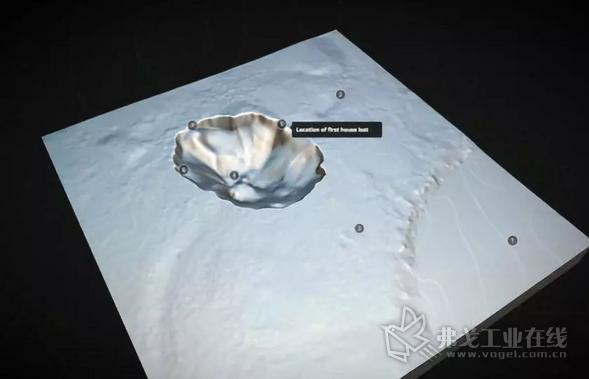 在Geomagic Wrap中创建深度值的Sketchfab模型:带注释,可启用VR,可3D打印