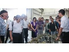 天津机床展——重量级展商大族激光,喜迎176位院士专家参观指导