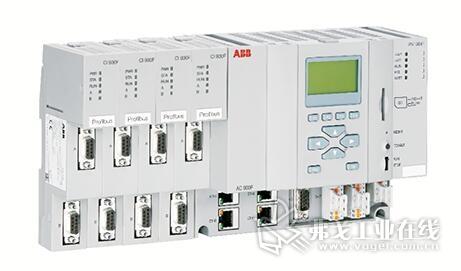 全新PM 904F控制器扩展了Freelance控制器家族AC 900F
