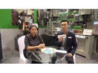 采访浙江玉环方博机械有限公司总经理何汶婴女士