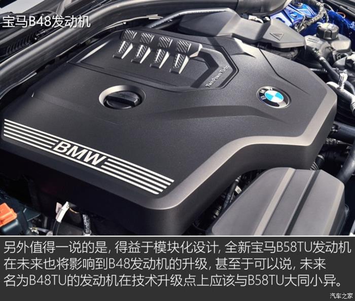 低调再进化 宝马全新直列6缸发动机