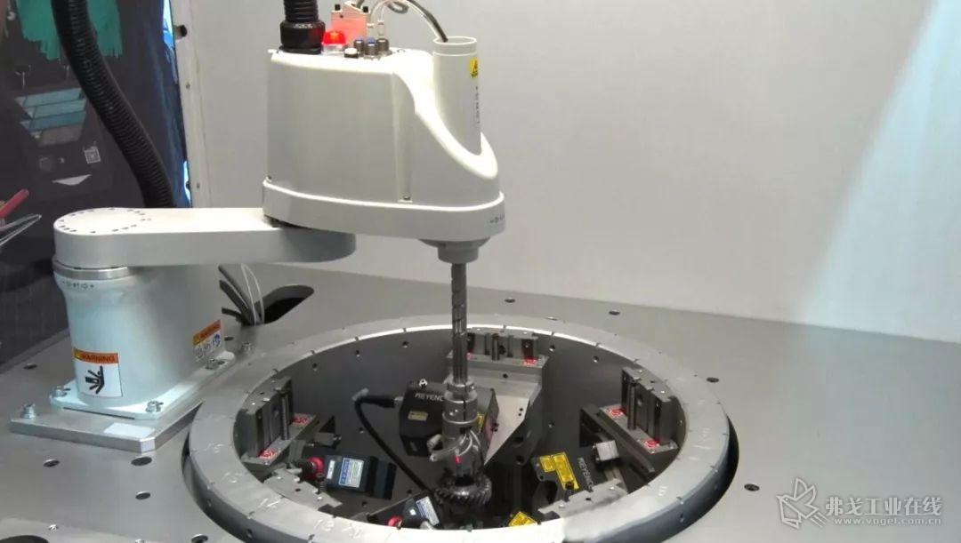 齿轮快速检测方案