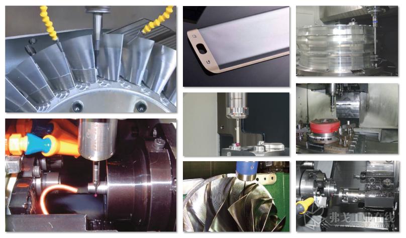 海克斯康的在机测量系统始终致力于设计制造精密、高品质、可靠的解决方案