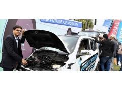 电动汽车续航里程可增至1000公里 印度初创公司借助石墨烯推金属空气电池