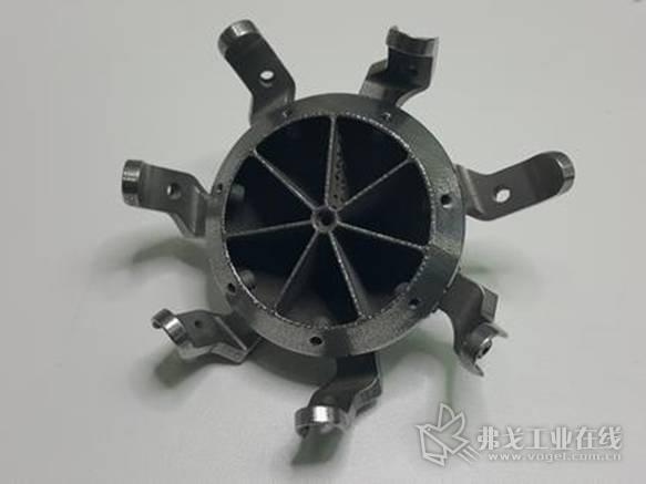 在深入调研领先的3D打印机供应商之后,3D ProMetal选择了3D Systems公司的金属打印解决方案
