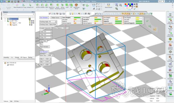 3Dxpert一站式软件解决方案替代了Sharon Tuvia公司原先使用的三个软件包。