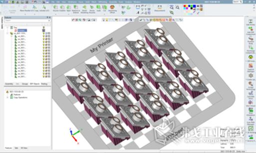 Sharon Tuvia公司在几个关键案例中使用金属增材制造,包括原型、小批量零件以及增强零件属性的复杂几何体