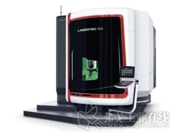 LASERTEC 125 Shape 特别适用于大型磨具的表面纹理加工,最大工件达 Ø 1,250 x 700 mm。