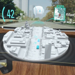 """【CES2019】日产携""""无形可视化""""技术亮相,让驾驶更加轻松"""