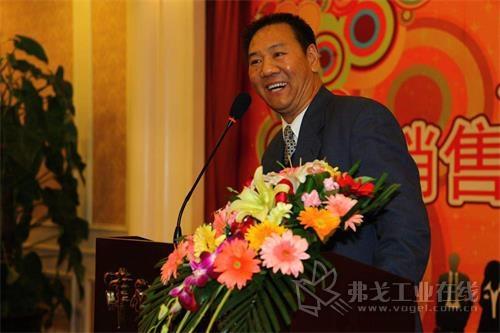 泰伦特生物工程股份有限公司董事长马宝行先生