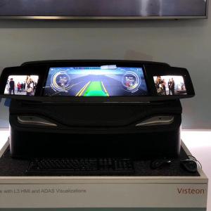 2019 CES看点:伟世通展示未来创新智能全数字座舱