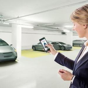 数字时代如何防止车辆被盗 博世推智能无钥匙系统