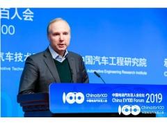 【电动汽车百人会 2019】宝马集团大中华区总裁兼CEO Jochen Goller:科技是智慧城市的一大促进因素