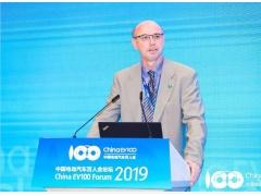 【电动汽车百人会 2019】国际知名电动车专家Nicholas John Sampson:新时代的交通出行方式要去适应数