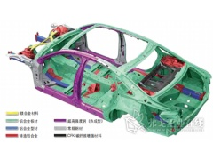 新型奥迪A8创新应用新材料和轻量化技术