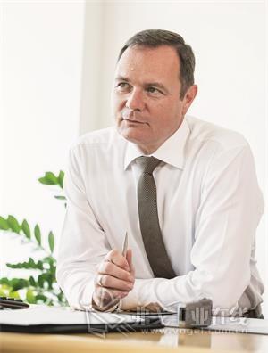 斯达拉格开姆尼茨工厂总经理Marcus Otto博士