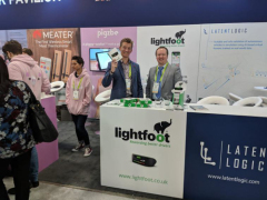 Lightfoot携车载设备亮相CES 旨在节省车辆油耗并实现减排
