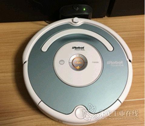 2002年 iRobot 推出了家用扫地机器人