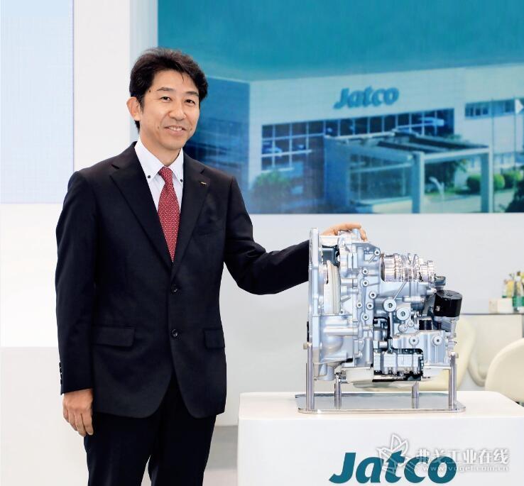 加特可(广州)自动变速箱有限公司总经理秋山佳信先生