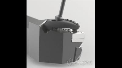 基于3D打印的Jetstream Tooling®内冷车削刀杆压板