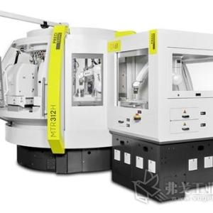 瑞士精机携MTR312H型全数控柔性组合机床参加SIMM2019