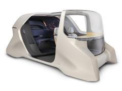 180度全景 延锋汽车首发移动出行体验舱