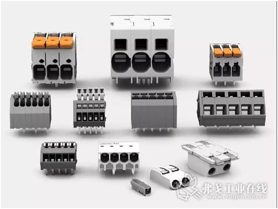 万可PCB接线端子系列