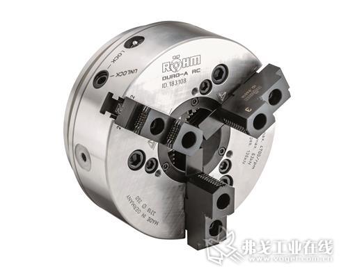 罗姆新型液压驱动动力卡盘DURO-A RC