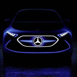 奔驰全新概念车搭载AI辅助驾驶系统 今年发布