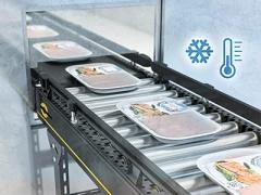 用于食品加工的输送技术设备