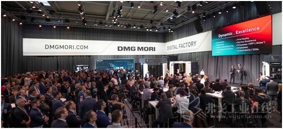"2019 DMG MORIDECKEL MAHO弗朗顿工厂开放参观日""活动现场"