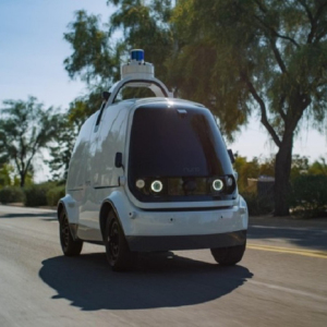 无人驾驶物流车公司Nuro获得软银愿景基金9.4亿美元融资