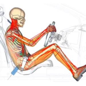 丰田推第六版虚拟碰撞测试软件 助研发更有效汽车安全技术