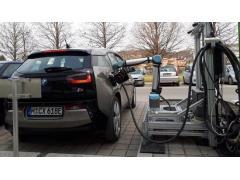 春节假期国内多地电动汽车充电量大幅增长