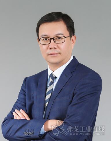 施耐德电气高级副总裁工业自动化业务中国区负责人 庞邢健