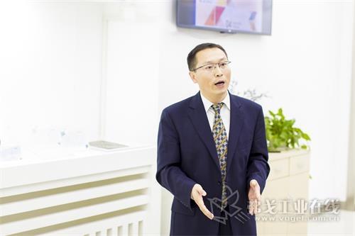 上海探真激光技术有限公司总经理刘文成先生