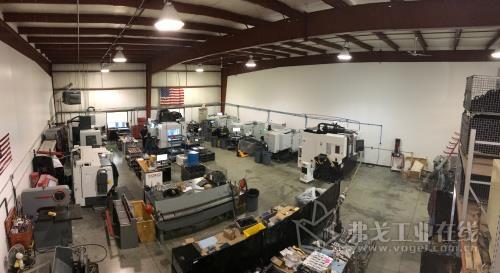 为进入航空航天领域,OCD公司正在实施扩建策略,将5000ft2车间迁往一个24000ft2的园区。为了达到航空航天质量标准要求的精度,该车间在其40锥形加工中心上配备了JMPP制造的高扭矩保持旋钮
