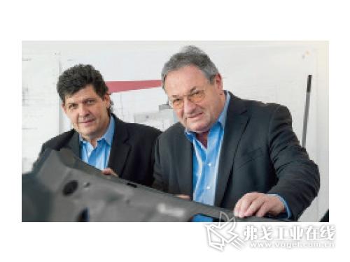Robert Huber接过了多年担任Fritzmeier Technologie公司总经理一职的Peter Berger的工作